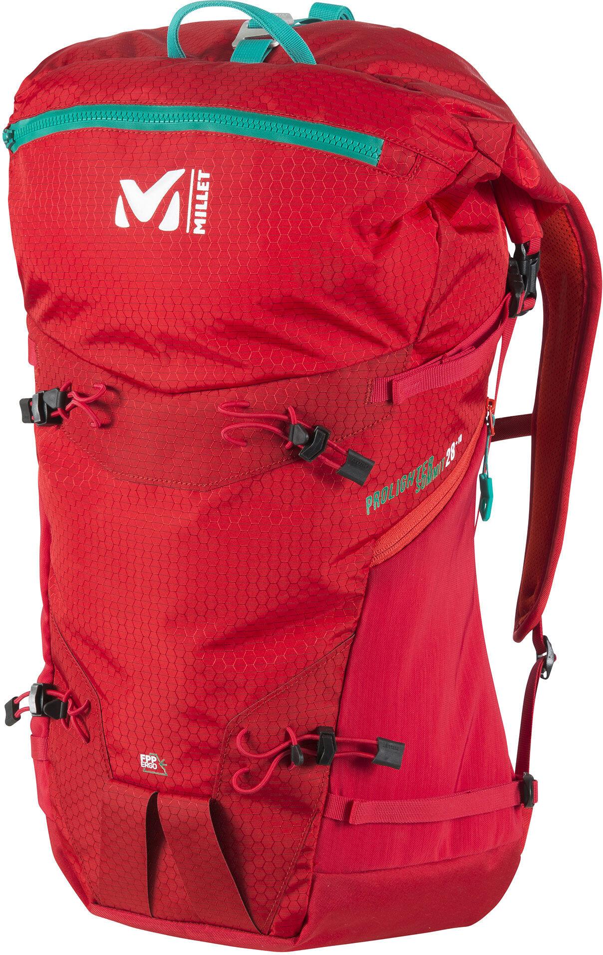 ed0dfb893e237 Millet Prolighter Summit 28 - Sac à dos - rouge sur CAMPZ !